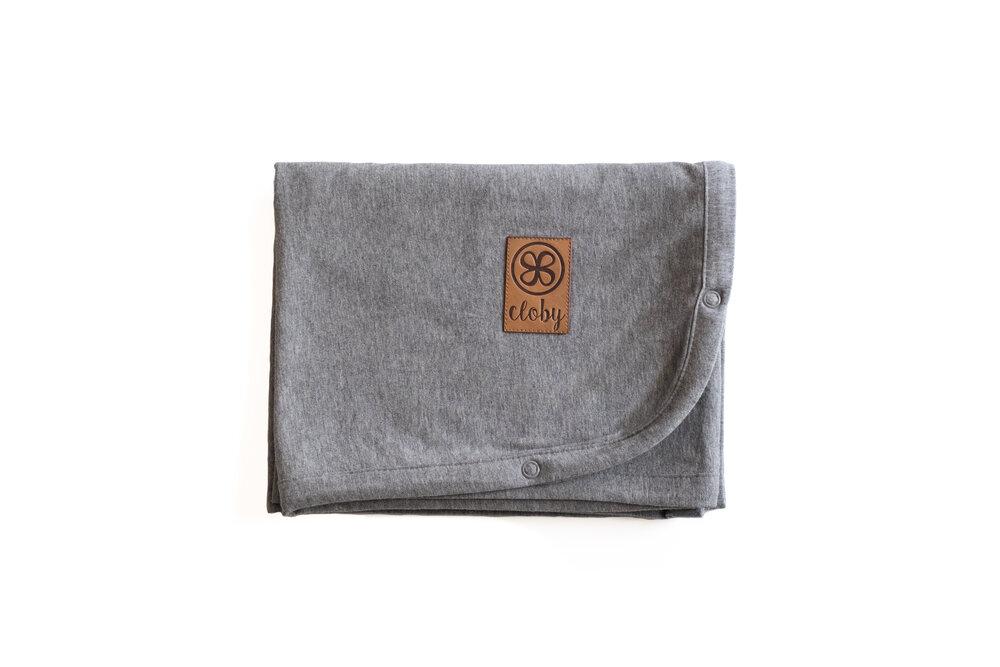 Cloby UV tæppe - grå