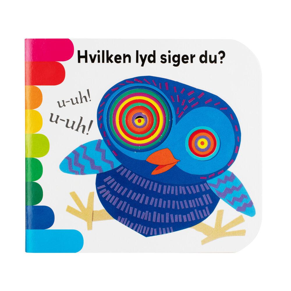 Image of Karrusel Hvilken Lyd Siger Du? (9418890e-7019-4c1f-8888-5acadd51d1b0)