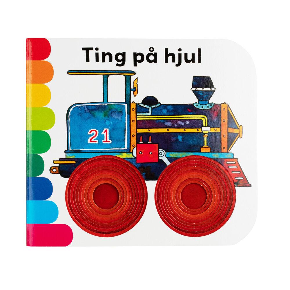 Image of Karrusel Ting På Hjul (289fb54f-31d5-4279-81f9-4f441a2df71f)
