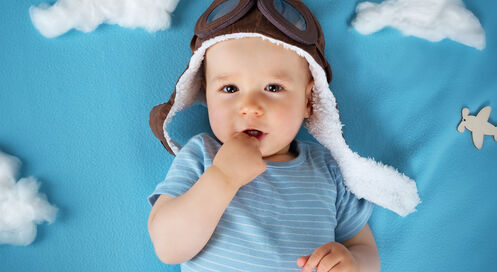 8 råd om at rejse med baby