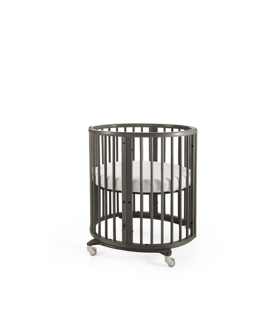 Image of Stokke® Sleepi™ Mini Seng - Hazy Grey (8ecca999-47ca-4d62-96e9-5b1c118079ec)