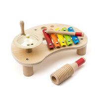 Musikbord Med 3 Insturmenter