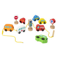 Biler På Snor