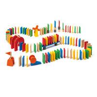 Dominobrikker, 123 stk.