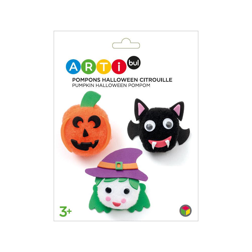 Image of Oxybul Kreativt Halloween samlesæt (49eabcc7-acdf-48ff-8cbc-9131f39010ee)