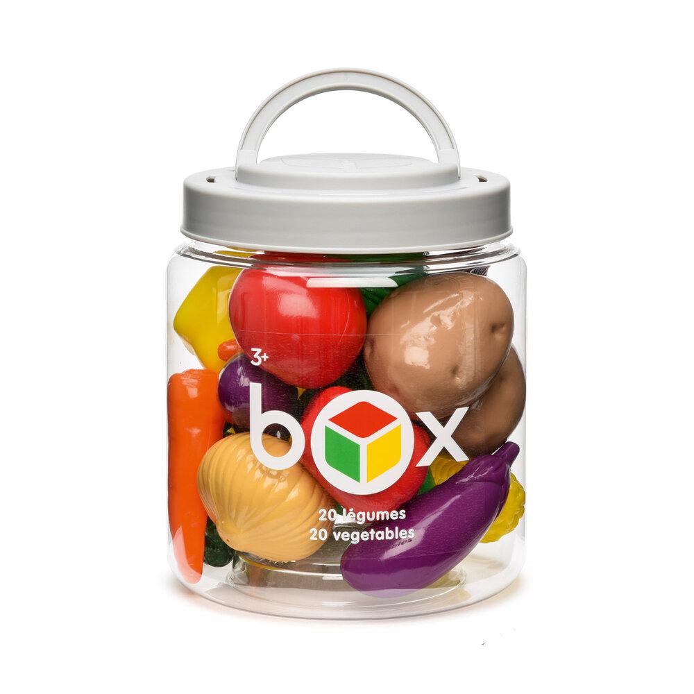 Image of Oxybul Box Grøntsager (3b428563-2e06-4512-8b71-1cebdb587b6b)