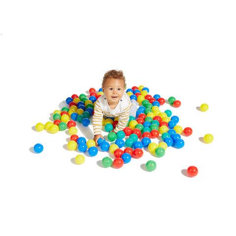 100 Ekstra Plastikbolde