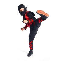 Ninja Kostume, 3-5 År