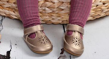 De rette sko