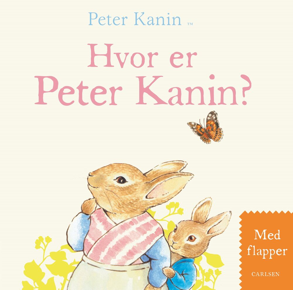 Image of Lindhardt og Ringhof Hvor Er Peter Kanin? (9f908c0c-6378-4292-bd42-43f82caa8344)