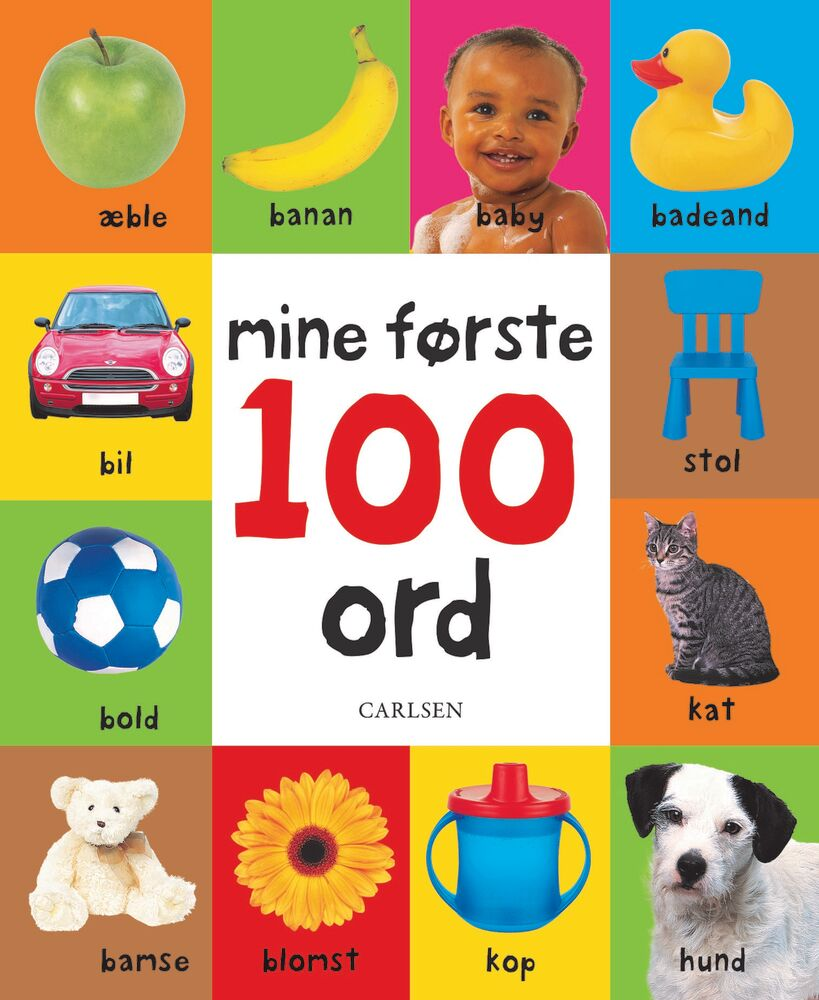 Image of Lindhardt og Ringhof Mine Første 100 Ord (5e4a387b-a143-493f-acaf-bb6530ae2861)