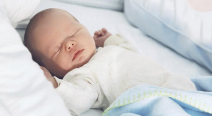 Babys søvn