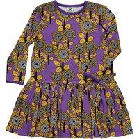 Kjole med solsikker - 609