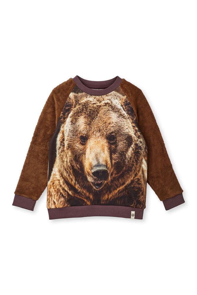 Image of Popupshop Basis Sweatshirt - Bjørn (3976e3a4-799c-4dc5-a2d2-b8e68de27444)