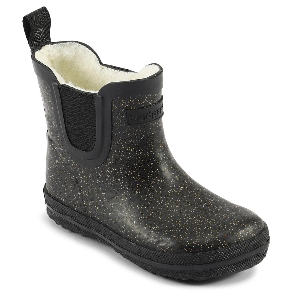 Bundgaard Warm glitter rubber boot lav - 959