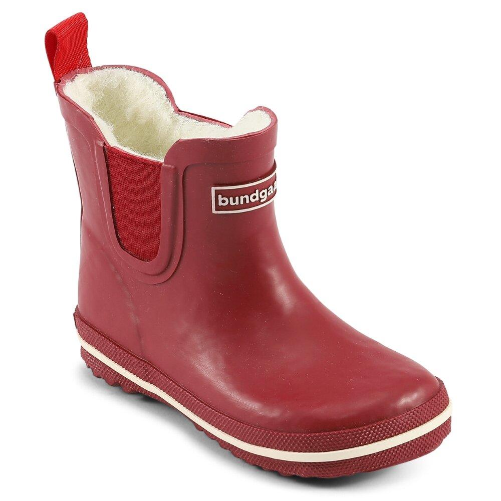 Bundgaard Warm rubber boot lav - 701