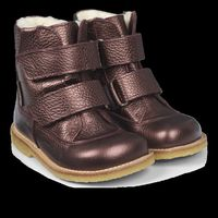 TEX-støvle med velcro lukning - 1536