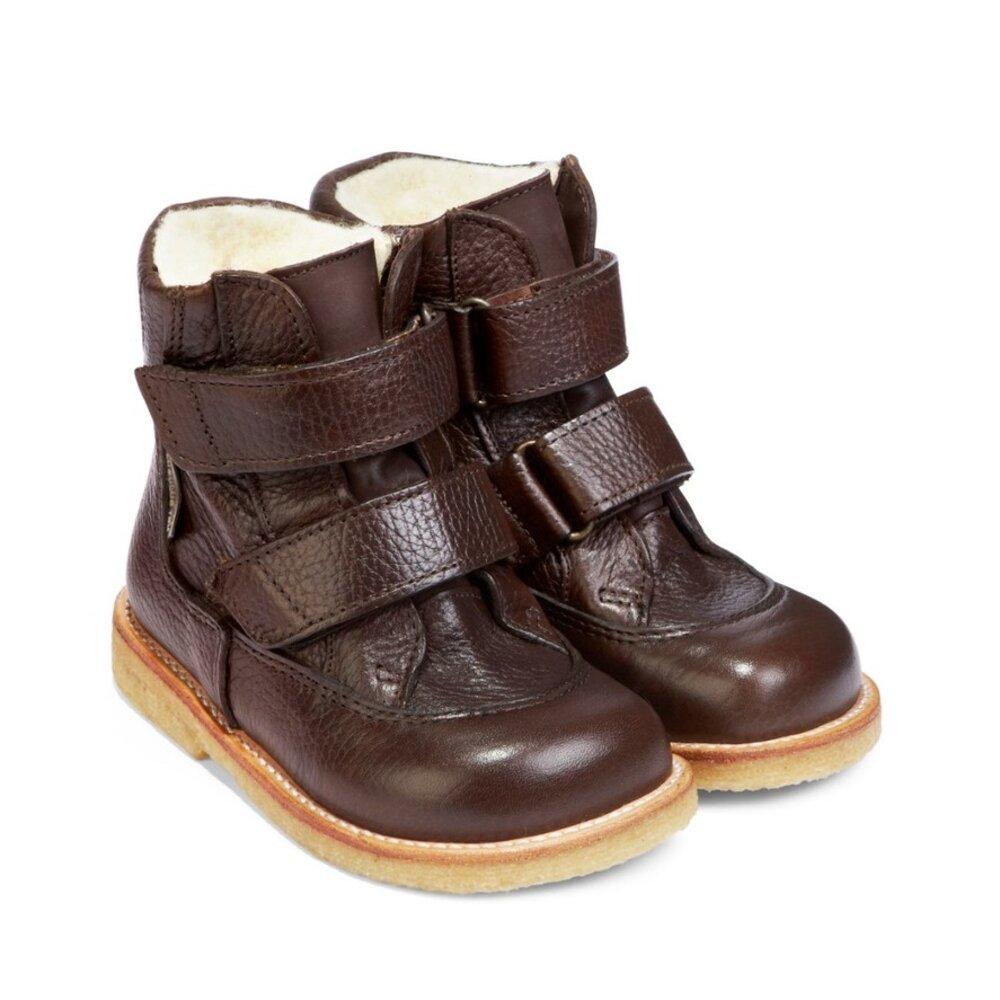 Angulus TEX-støvle med velcro lukning - 2505