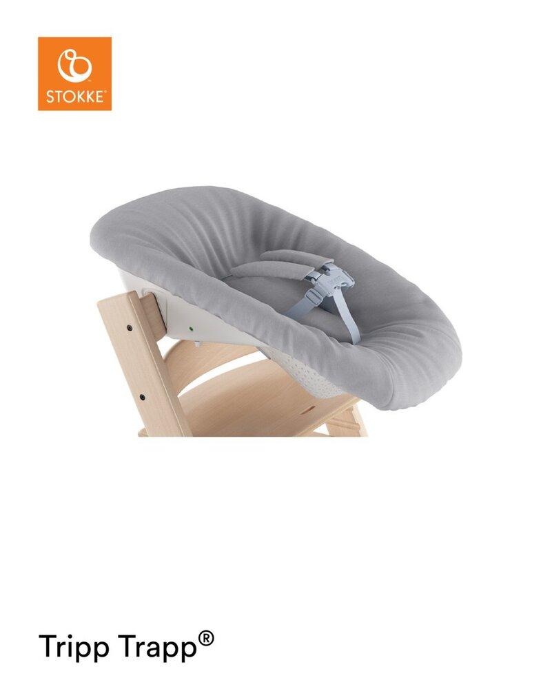 Image of TRIPP TRAPP® Tripp Trapp Newborn Sæt - Grey (ec572c14-555d-4863-88cd-9b8304f2dcb6)
