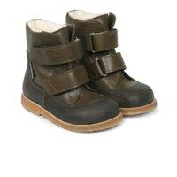 TEX-støvle med velcro lukning - 8898