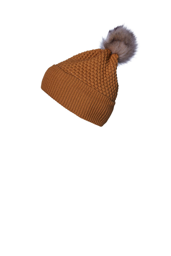 Image of MP Denmark CHUNKY OSLO Beanie m fake fur - 4255 (53333ef1-71e5-4155-82b8-27537ac63552)