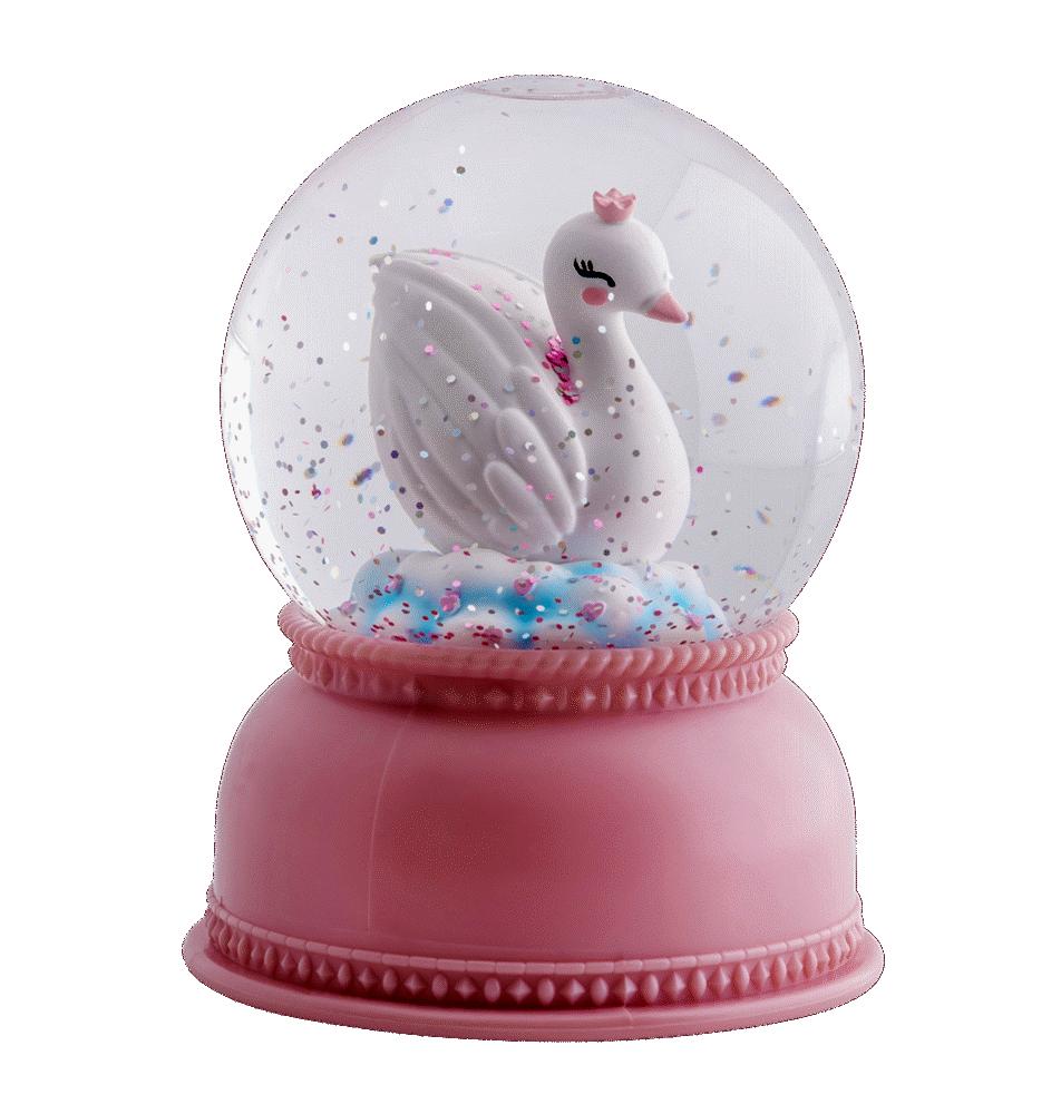 Image of ALLC Snowglobe Swan (d953d8c6-944a-410b-b56c-3d09c84a6d1c)