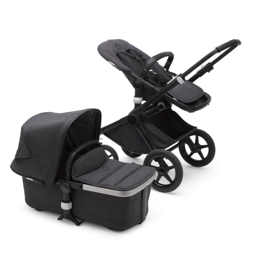 Image of Bugaboo Fox2 Mineral complete BLACK/washed black (fd9a146a-fcdc-4a18-926b-00b92fb9e868)
