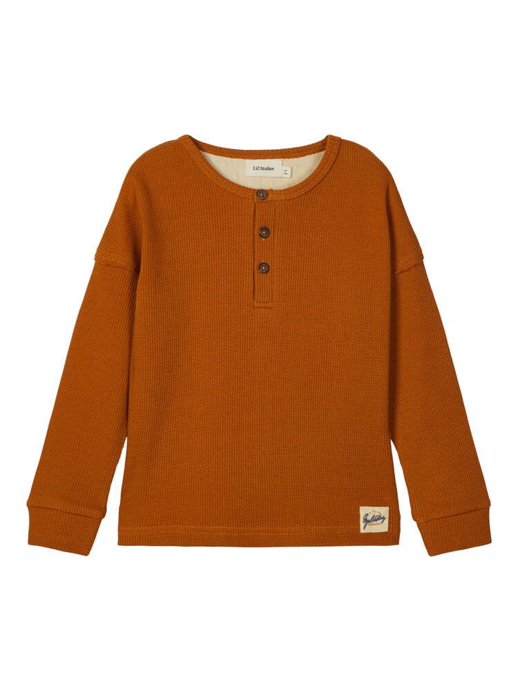Image of Lil' Atelier Gabriel ls top - CATHAY SPICE (57723b49-eb85-432d-afe5-060f289d07d9)