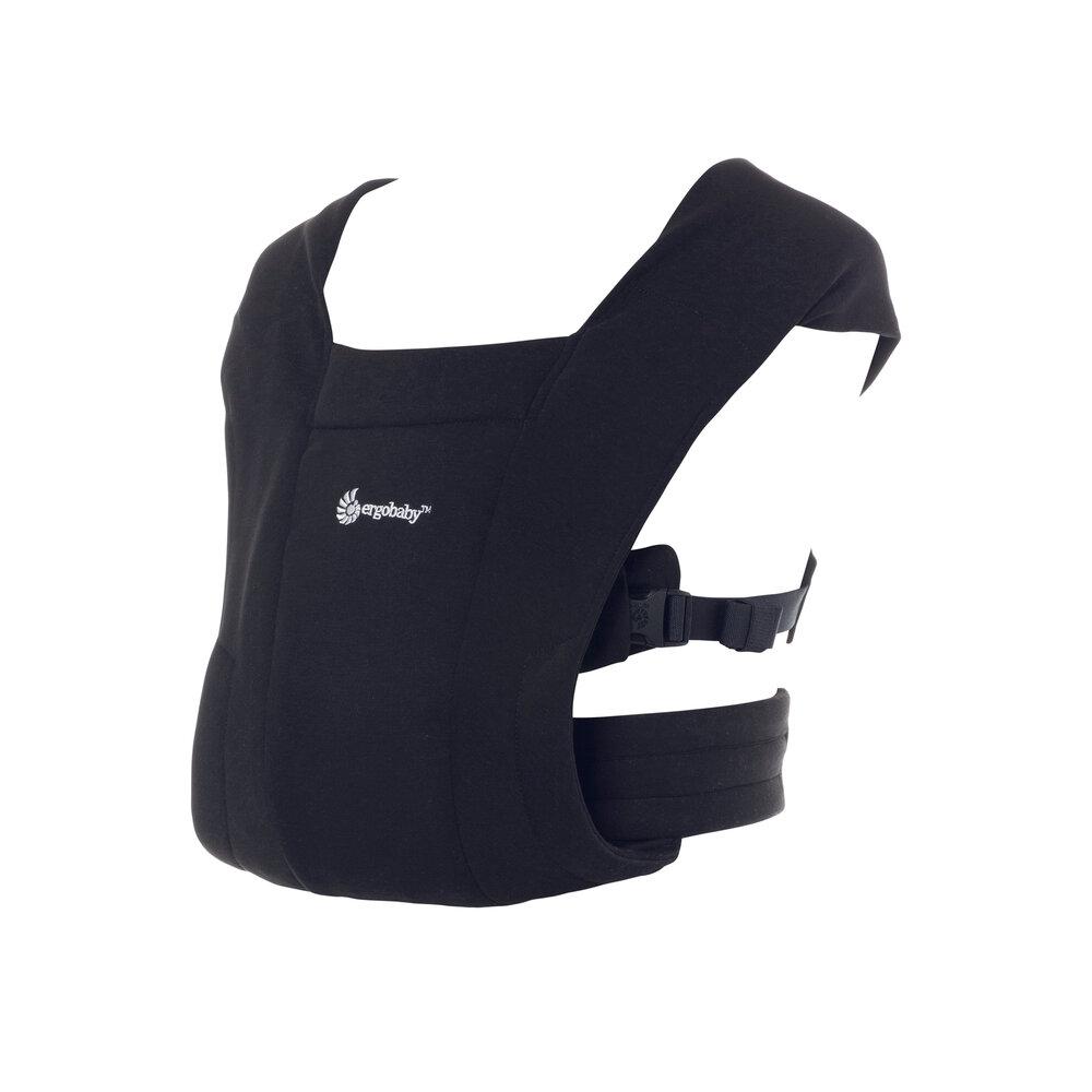 Image of Ergobaby Embrace Pure Black (455f5b2a-7254-4fdc-b28c-f667add48753)