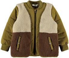 Ganjo bomber jacket - PLANTATION