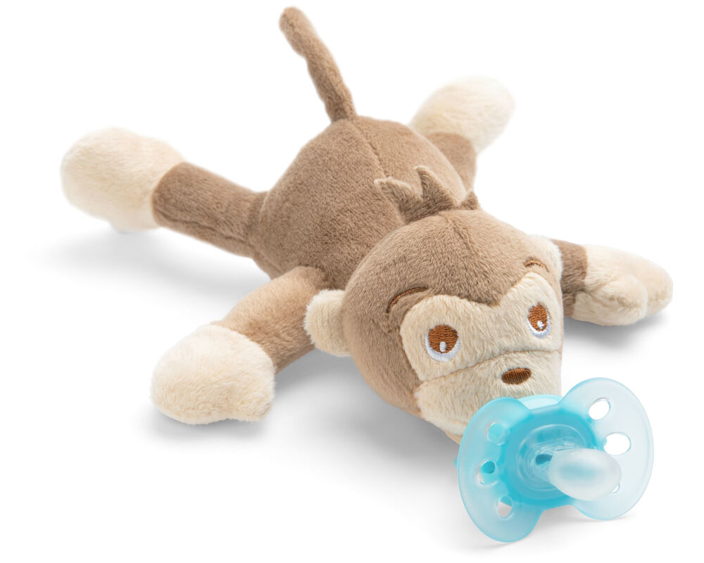 Image of Philips Avent Kæledyrs Sut, Ultra Soft, Abe (86fcb8eb-9830-4013-831d-45f6c332d057)