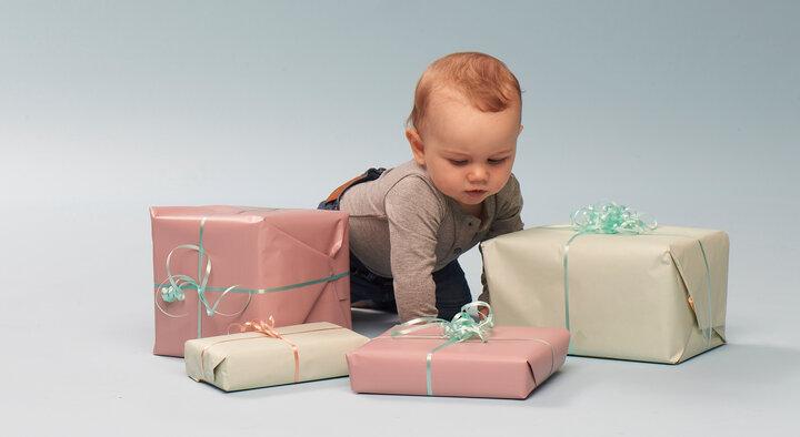 Sådan holder du fødselsdag for baby