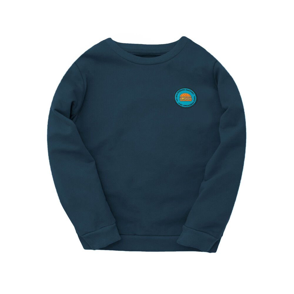 Image of Lil' Boo Sweatshirt - NAVY (319c37c9-3f03-4909-b422-be4375522056)