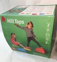 Hilltops balance sten