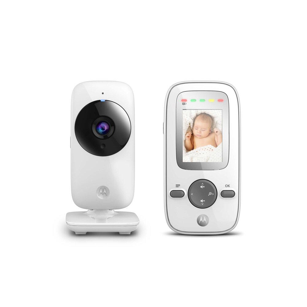 Image of MOTOROLA Babyalarm Video MBP481 (ed87dd03-5830-4d77-a986-5799011f38ba)