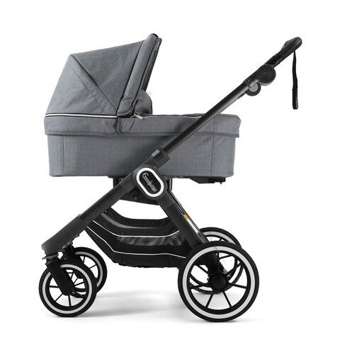 NXT90F barnevogn - lounge grey