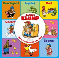 Rasmus Klump - Min store æske med små bøger