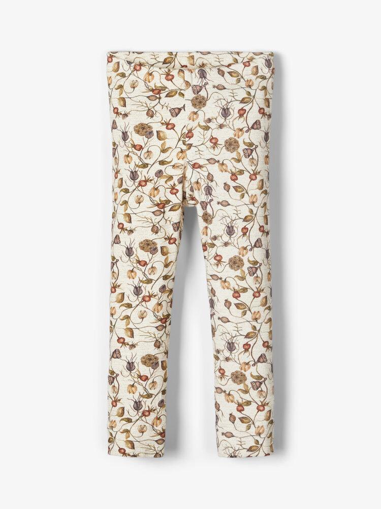 Image of Lil' Atelier Emke slim leggings - PEYOTE (bc5aea95-c15e-4ed1-9747-045161dc3f9b)