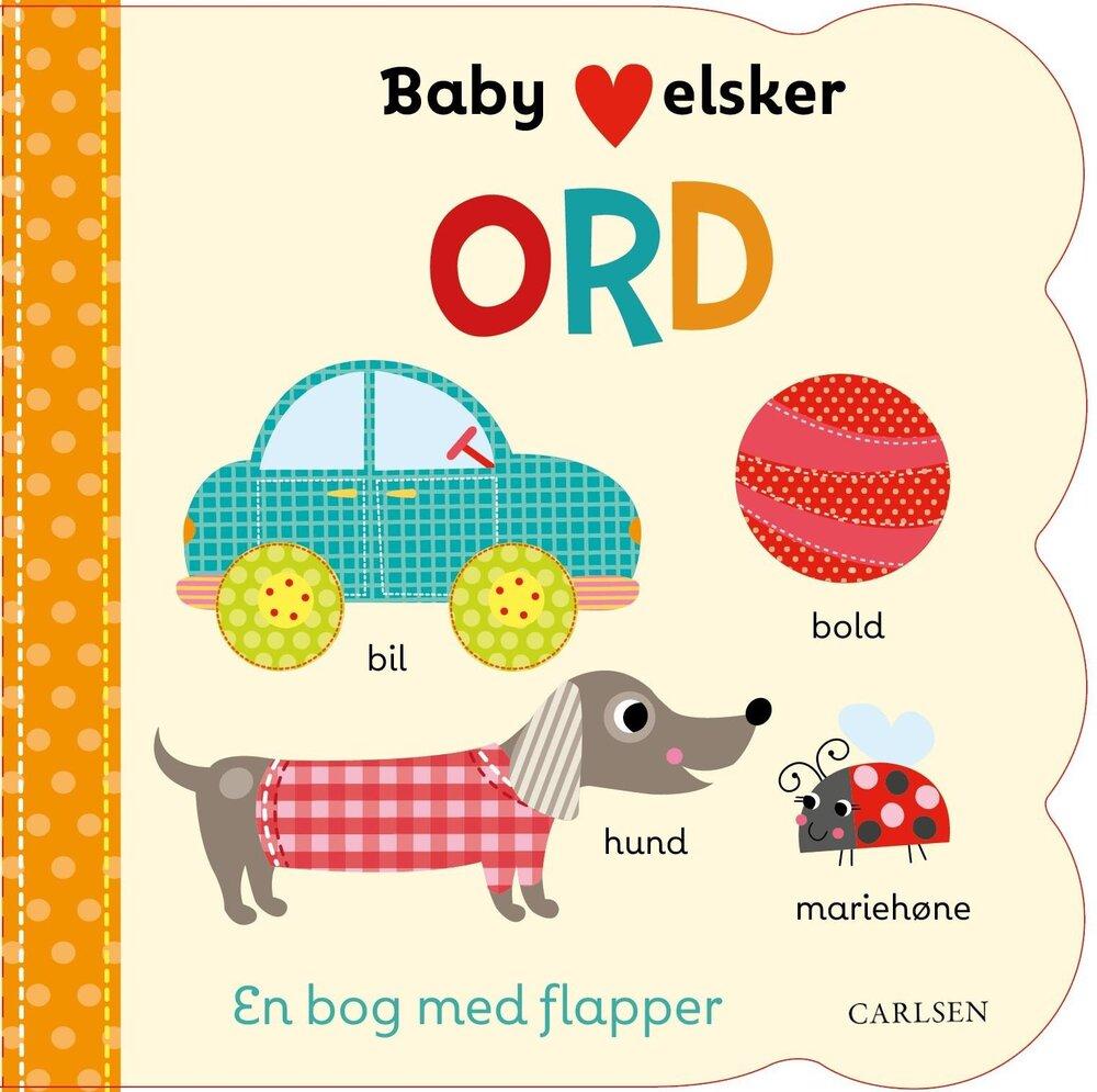 Image of Lindhardt og Ringhof Baby elsker ORD (17a3d4ac-afe3-41a1-a8e2-5a4843ca44e9)