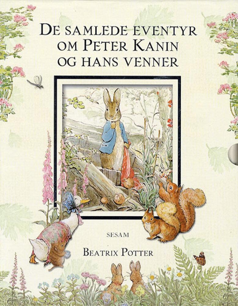 Image of Lindhardt og Ringhof De samlede eventyr om Peter Kanin og hans venner (b645e5ef-6fa0-42b9-8b22-4e1aac084da2)