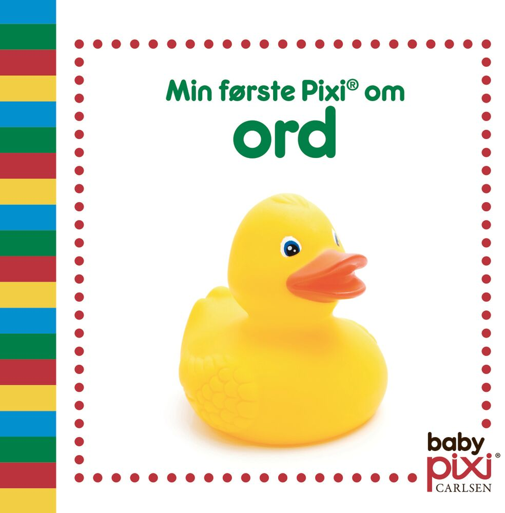 Image of Lindhardt og Ringhof Min første Pixi om ord (51bc1ad6-f99c-49bf-8e46-23f8cd5faafc)