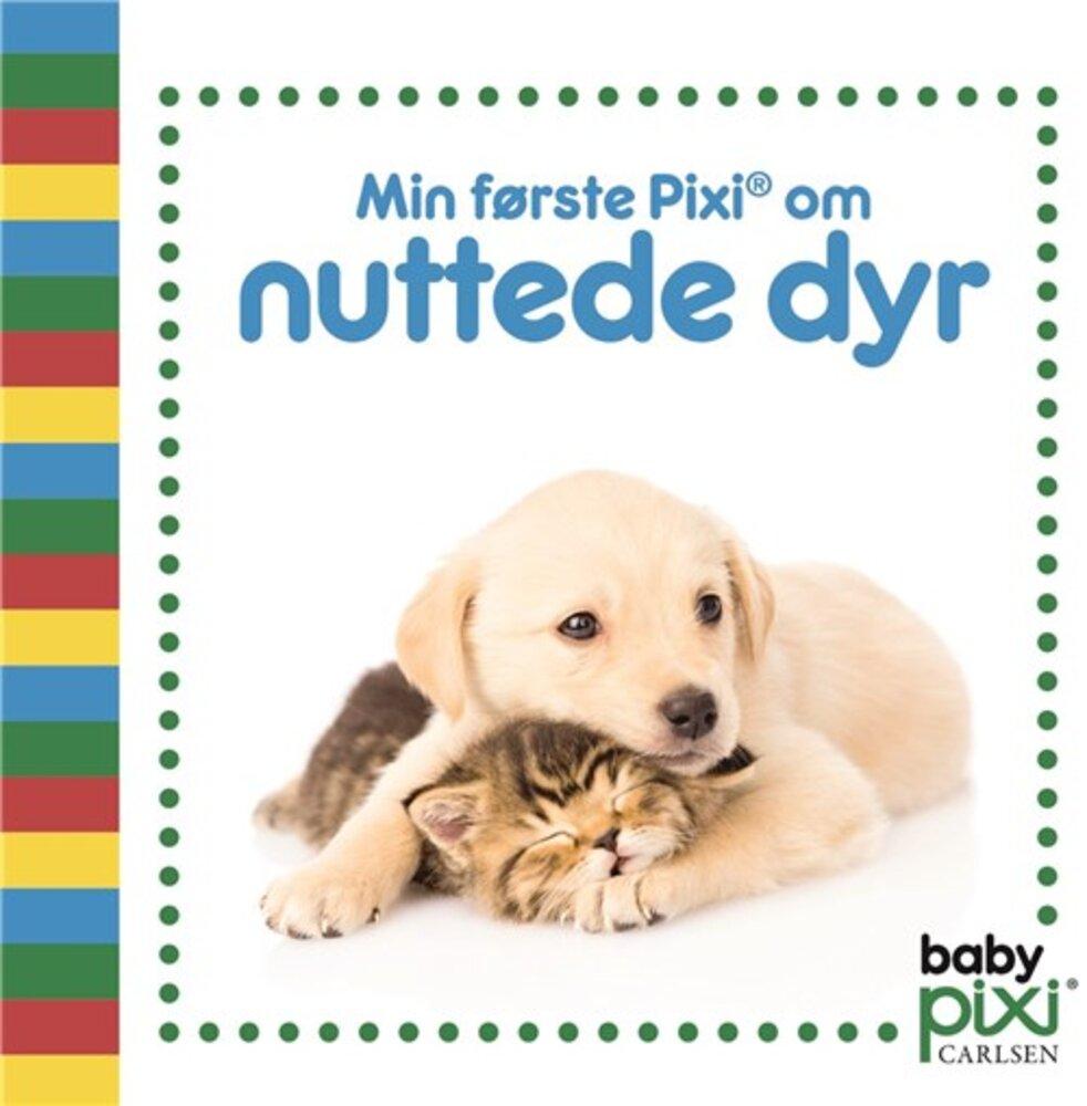 Image of Lindhardt og Ringhof Min første Pixi om nuttede dyr (1444e619-8207-4d9f-aed7-460450c979fc)
