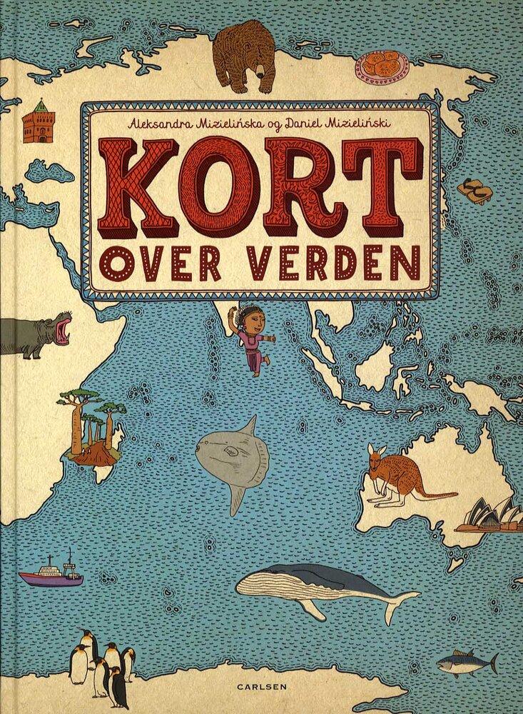 Image of Lindhardt og Ringhof Kort over Verden (84874155-1aea-40ef-a911-ead998201105)