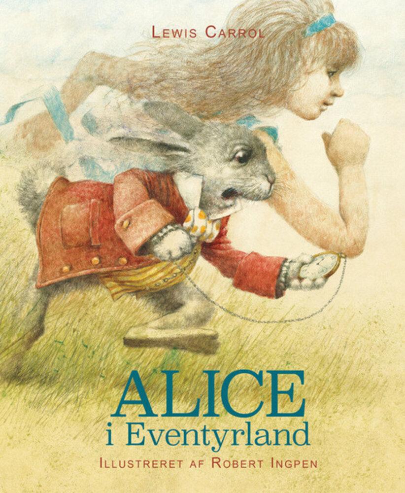 Image of Lindhardt og Ringhof Alice i Eventyrland - luksusudgave (7b8ff17d-5f26-45a8-8cd7-d3014d313578)