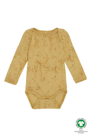 Bob Body - Fall Leaf Mini Splash Yellow