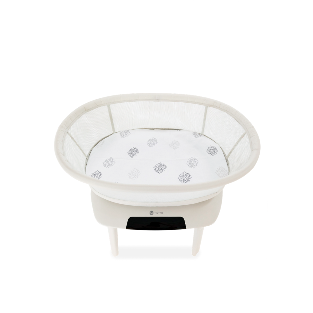 Image of 4Moms mamaRoo Sleep Sheet - White (57dc521f-aa5f-46f0-a1de-dd2fa72a57a6)