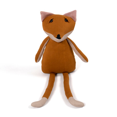 Bamse, Freya the fox