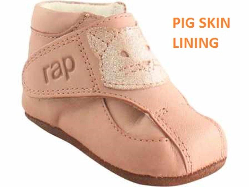 Image of Rap Håndlavet Hjemmesko - Pink (1813f2df-9036-49a6-88c0-266aa2062026)