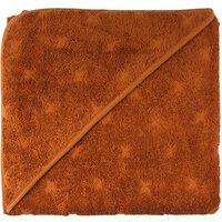Baby Håndklæde ocher 100x100cm