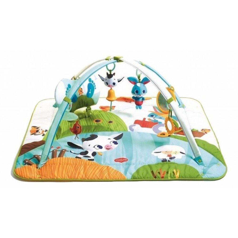 Image of Tiny Love Gymini Kick & Play Tiny Farm (b0ac4cda-6dfe-4b7a-8d8b-0d2d26ac2f17)